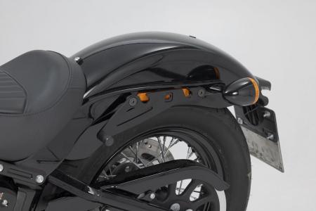 Suport geanta SLH LH1 stanga Harley-Davidson Street Bob/Slim/Standard [3]