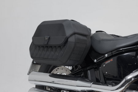 Suport geanta SLH LH1 stanga Harley-Davidson Street Bob/Slim/Standard [5]