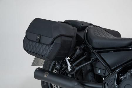 Suport geanta SLH LH2 stanga Honda CMX500 Rebel (16-). [5]
