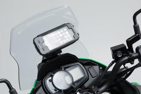Suport Gps pentru bord Kawasaki Versys-X300 ABS (16-). [0]