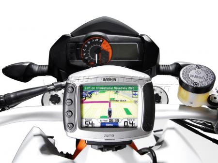 Suport Quick-Lock cu absorbant soc pentru GPS Beta 400 RR 2009-20134