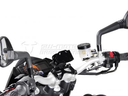 Suport Quick-Lock cu absorbant soc pentru GPS Beta 400 RR 2009-20131