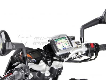 Suport Quick-Lock cu absorbant soc pentru GPS Beta 400 RR 2009-20130