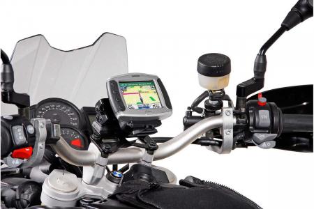 Suport Quick-Lock cu absorbant soc pentru GPS BMW F 650 GS Twin 2007-20110