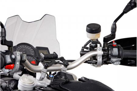 Suport Quick-Lock cu absorbant soc pentru GPS BMW F 650 GS Twin 2007-20112