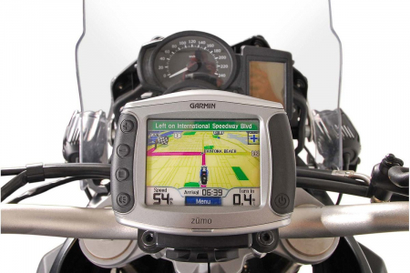 Suport Quick-Lock cu absorbant soc pentru GPS BMW F 650 GS Twin 2007-20113