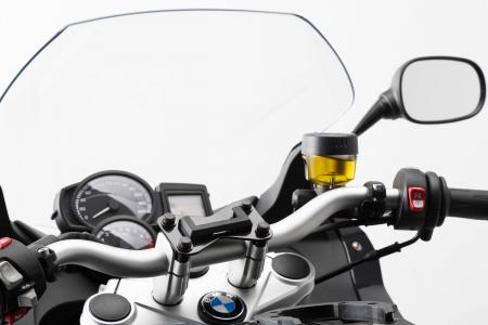Suport Quick-Lock cu absorbant soc pentru GPS BMW F 800 GT 2012- [0]