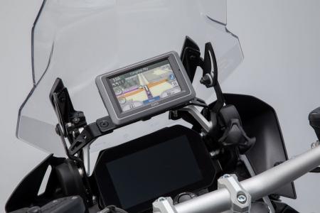Suport Quick-Lock cu absorbant soc pentru GPS BMW R 1200 GS LC 2013-1
