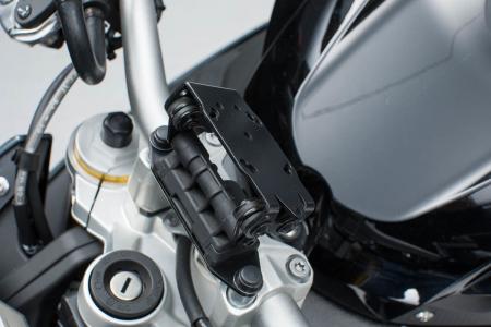 Suport Quick-Lock cu absorbant soc pentru GPS BMW S 1000 XR 2015- GPS.07.646.11201/B1