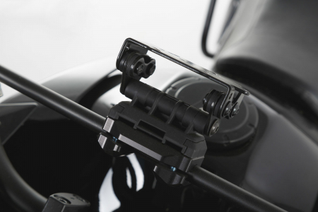 Suport Quick-Lock cu absorbant soc pentru GPS Cross bar BMW R 1100 GS 1994-1999 [2]