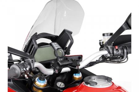 Suport Quick-Lock cu absorbant soc pentru GPS Ducati Multistrada 1200 2010-2012 [2]