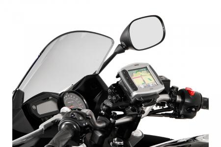 Suport Quick-Lock cu absorbant soc pentru GPS Honda CB 1300 2003-2009 [0]