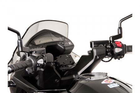 Suport Quick-Lock cu absorbant soc pentru GPS Honda VFR 800 X Crossrunner 2011-20141