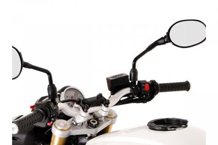 Suport Quick-Lock cu absorbant soc pentru GPS Kawasaki ER-6f 2006-2008 [2]