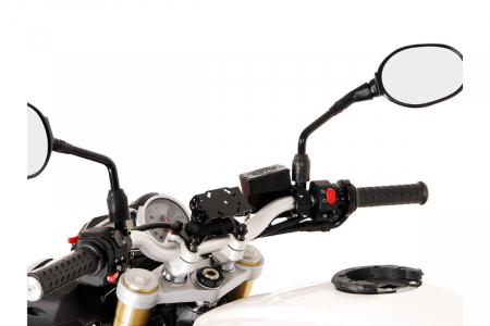 Suport Quick-Lock cu absorbant soc pentru GPS Kawasaki ER-6f 2006-2008 [1]