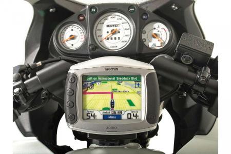 Suport Quick-Lock cu absorbant soc pentru GPS Kawasaki Ninja 250 R 2008-3