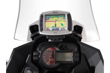 Suport Quick-Lock cu absorbant soc pentru GPS Kawasaki Versys 1000 2012-2014 [3]