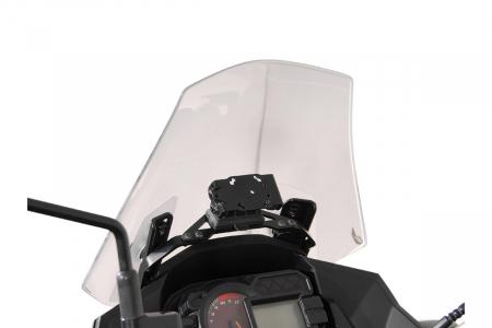 Suport Quick-Lock cu absorbant soc pentru GPS Kawasaki Versys 1000 2012-2014 [1]