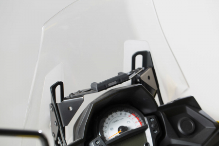 Suport Quick-Lock cu absorbant soc pentru GPS Kawasaki Versys 650 2015- [0]