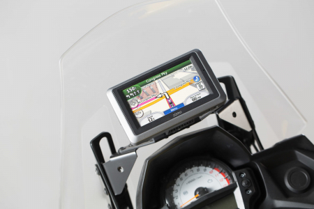 Suport Quick-Lock cu absorbant soc pentru GPS Kawasaki Versys 650 2015- [2]
