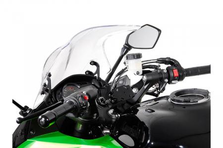Suport Quick-Lock cu absorbant soc pentru GPS Kawasaki Z 1000 SX 2011-20131