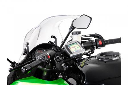 Suport Quick-Lock cu absorbant soc pentru GPS Kawasaki Z 1000 SX 2011-20130
