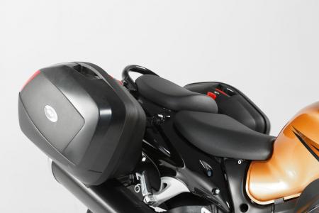 Suport Side Case Evo Pentru genti Givi/Kappa prindere Monokey Suzuki GSX R 1300 Hayabusa 2008- [0]