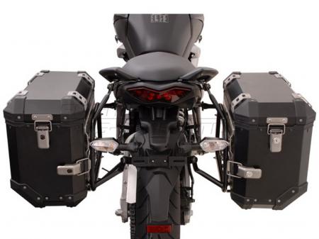 Suport Side Case Quick-Lock Evo Kawasaki Versys 650 2007-2009 [4]