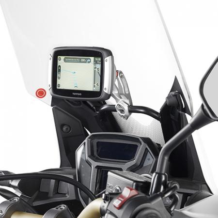 Suport special din aluminiu pentru navigatie sau telefon S902A [5]