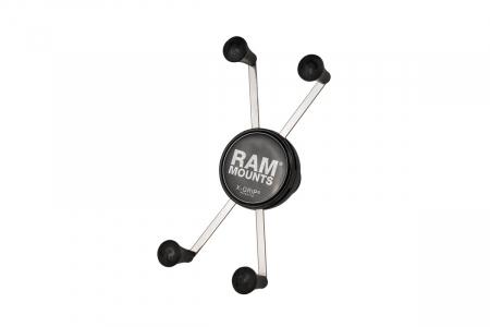 Suport telefon universal RAM X-Grip IV pentru dispozitive cu latime 4.4-11.4 cm include sfera Ram-Arm0