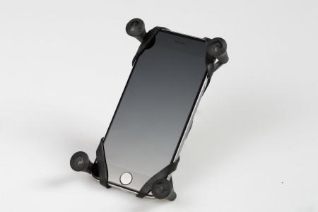 Suport telefon universal RAM X-Grip IV pentru dispozitive cu latime 4.4-11.4 cm include sfera Ram-Arm1