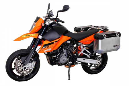 Suport Top Case Alu-Rack KTM 990 SM 2007-2