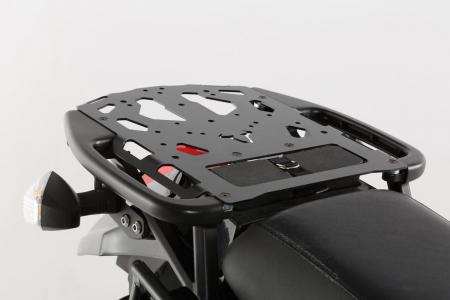 Suport Top Case Steel-Rack negru Kawasaki KLR 650 (08-).0