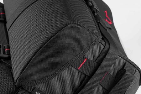 Genti laterale SysBag 15/10 cu sistem fixare pentru Ducati Monster 821 (14-17) / 1200 (14-16).3