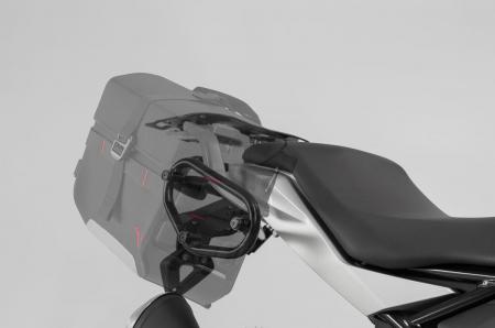 Genti laterale SysBag 15/10 cu sistem fixare pentru Ducati Monster 821 (14-17) / 1200 (14-16).1