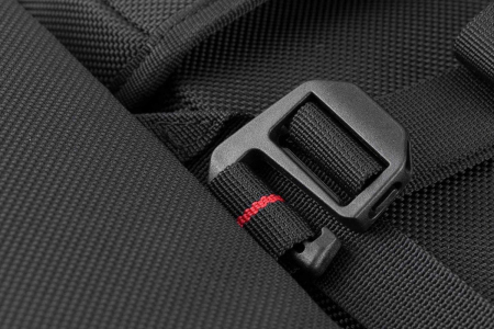 SysBag 15/15/10 set Negru/Antracit.Incl. lashing straps.1