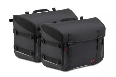 Genti laterale SysBag 30/30 cu sistem fixare pentru Yamaha XT 660 Z Tenere (07-16). [0]