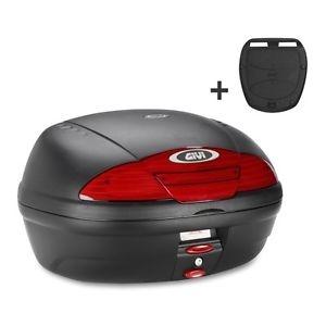 Top Case E4500 Monolock Simply Negru1