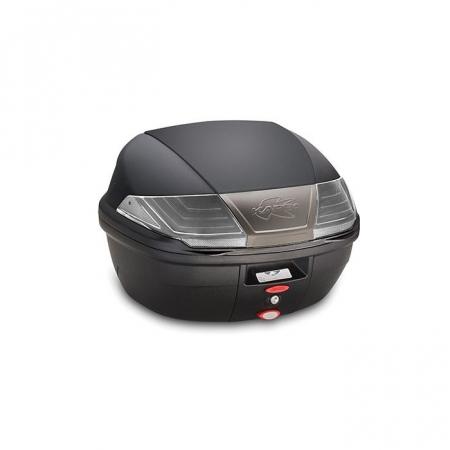 Top case Kappa Tech 40 litri negru