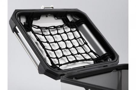Top Case TRAX ADVENTURE aluminiu 38 L. Negru3