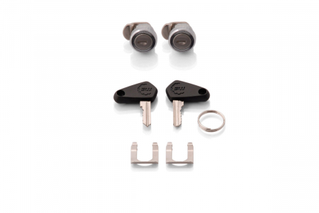 Trax Adv Topcase System. Argintiu Honda NC700 S/X (11-) NC750 S/X (14-15)4