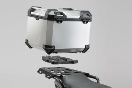 Trax Adv Topcase System. Argintiu KTM 1290 Super Adventure (14-)