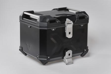 Trax Adv Topcase System. Negru Ducati Multistrada 1200/S, Hyperstrada3