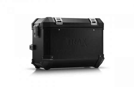 Trax Ion L Side case. Aluminium. 45 l. dreapta. negru0