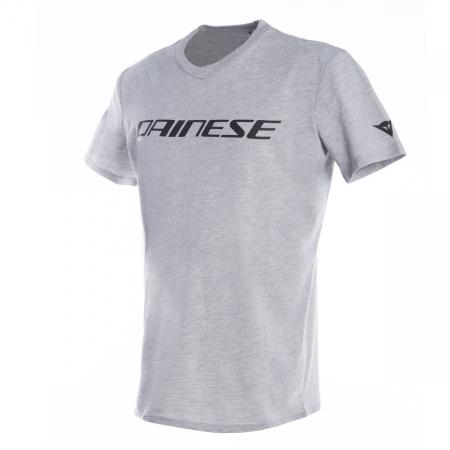 Tricou Dainese DAINESE T-SHIRT WHITE/BLACK marime XS