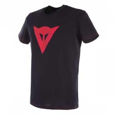 Tricou Dainese SPEED DEMON T-SHIRT BLACK/RED marime L