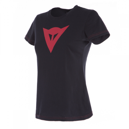 Tricou Dainese SPEED DEMON LADY T-SHIRT BLACK/RED marime XS