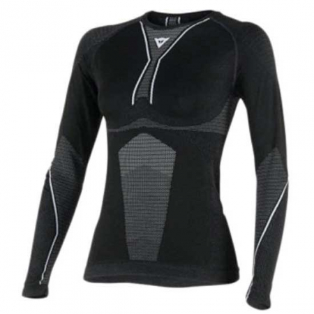 DAINESE D-CORE DRY TEE LS LADY BLACK/ANTHRACITE marime XS/S