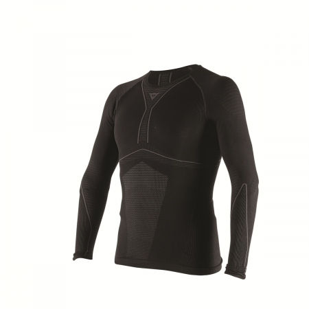 DAINESE D-CORE DRY TEE LS BLACK/ANTHRACITE marime XS/S