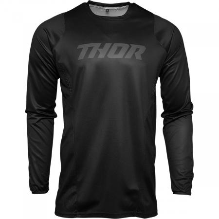 Tricou Off-Road  Thor Jersey Pulse Negru M